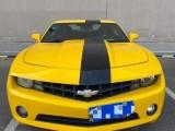 抵押车出售13年雪佛兰科迈罗轿车