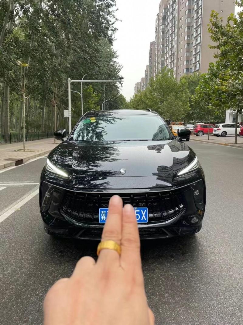 抵押车出售21年东风风行T5SUV